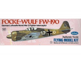 Focke-Wulf FW-190 419mm - 502 Guillow