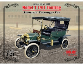 FORD MODEL T 1911 TOURING 1:24 | ICM 24002