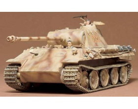 German Panther Ausf A Medium Tank 1:35 | Tamiya 35065