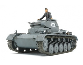 German Panzer II A/B/C - French Campaign 1:48 | Tamiya 32570