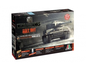 German Pz.Kpfw VI Tiger WORLD OF TANKS 1:35 | Italeri 36502