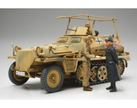 German Sd.Kfz. 250/3 Greif 1:48 | Tamiya 32550