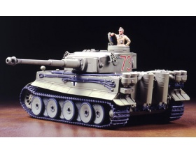 German Tiger I 1:48 | Tamiya 32529