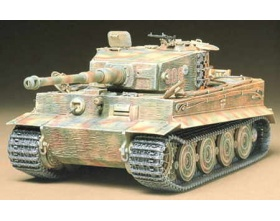 German Tiger I Tank Late Version 1:35 | Tamiya 35146