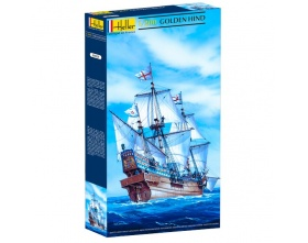 GOLDEN HIND 1:200 | Heller 80829