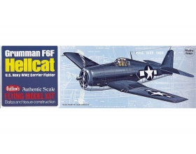 Grumman F6F Hellcat 419mm - 503 Guillow