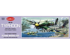 Hawker Typhoon 432mm - 906 Guillow