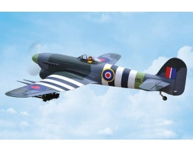 HAWKER TYPHOON MK1B (2000mm) ARF - BH132 Black Horse