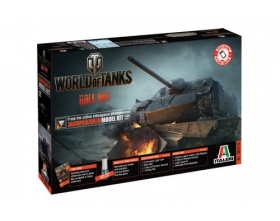 Jagdpanzer IV WORLD OF TANKS 1:35 | Italeri 36510
