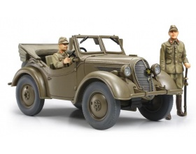 Japanese 4x4 Light Vehicle Type 95 Kurogane 1:48 | Tamiya 32558