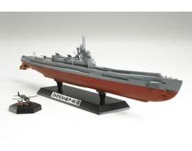 Japanese Navy Submarine I-400 1:350 | Tamiya 78019