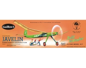 Javelin 610mm - 603 Guillow