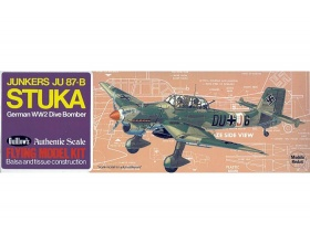 Junkers JU-87B Stuka 419mm - 508 Guillow