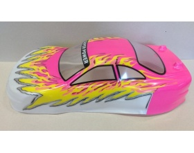 KAROSERIA 1:10 ON-ROAD pink - HSP 01016