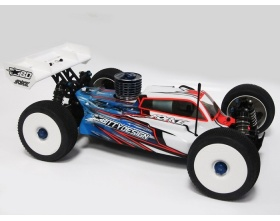 Karoseria 1:8 Force 8ight 2.0 - Bitty Design