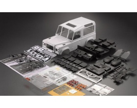 Karoseria Land Rover Defender 90 1:10 -Killerbody KB49001