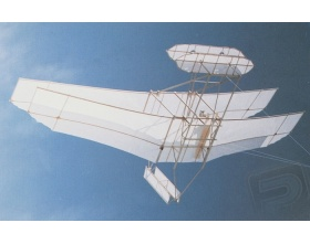 Latawiec Wright Flyer 1473mm KIT - 202 Dumas Aircraft