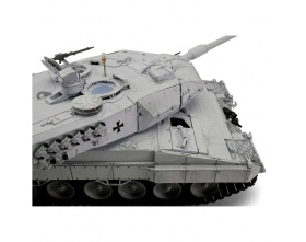 Leopard 2A6 1:16 White METAL 2,4GHz | TORRO PRO EDITION