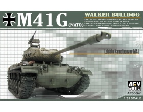 M41G Walker Bulldog 1:35 | AFV Club 35S41