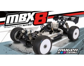MBX8 ECO 1:8 Off Road Buggy - Mugen Seiki
