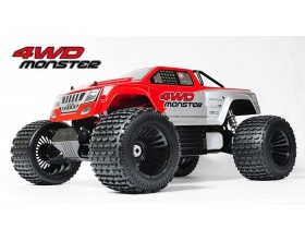 MCD 4WD 1:5 Monster Truck