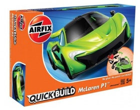 MCLAREN P1 GREEN QUICK BUILD | Airfix 6021