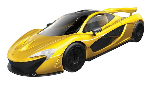 MCLAREN P1 QUICK BUILD | Airfix 6013