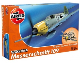 ME-109 QUICK BUILD | Airfix 6001