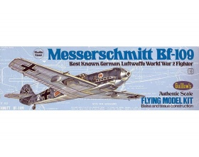 Messerschmitt BF-109 419mm - 505 Guillow