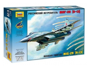 MiG 29 Russian Fighter 1:72 | Zvezda 7278