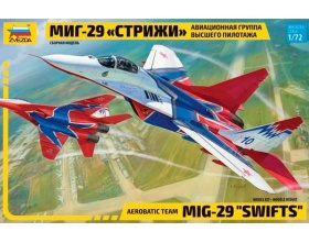 "MiG-29 ""Swifts"" Aerobatic Team 1:72 