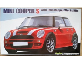 Mini Cooper S JCW RS-43 |  Fujimi 122533