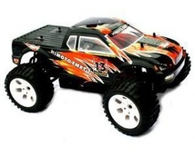 Monster Truck EMXT-1 1:10 Electric 4WD RTR 2,4GHz (czarny) - HIMOTO