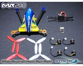 MR200 Quad Super Combo ARF - MR200ARF-YB Xtreme