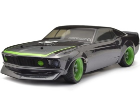 Nitro RS4 3 EVO+ 1969 Mustang RTR 2.4GHz - 112619 HPI