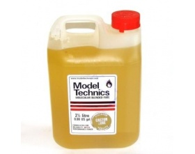Olej rycynowy CASTOR LUBE (2,5L) - Model Technics