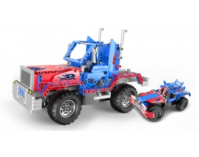 OPTIMUS PRIME RC z klocków - Double Eagle (C51002W)