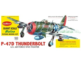 Republic P-47D THUNDERBOLT 768mm - 1001 Guillow
