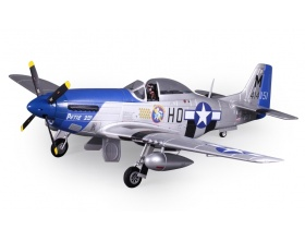 "P-51D Mustang ""Petie 2nd"" V8 - ARF - FMS"