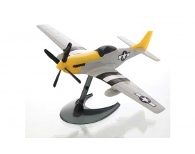 P-51D MUSTANG QUICK BUILD | Airfix 6016