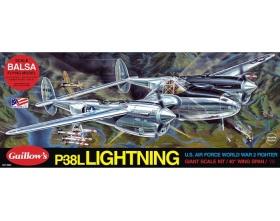P38 Lightning 1016mm - 2001 Guillow
