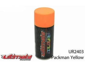 PACKMAN YELLOW Spray 150ml UR2403  - Ultimate Racing