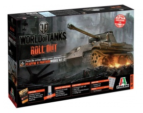 PANTHER Ausf.G WORLD OF TANKS 1:35 | Italeri 36506