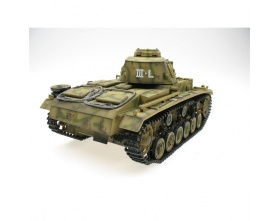 PANZER III 2,4GHz | TORRO HOBBY EDITION