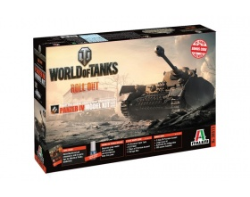 Panzer IV WORLD OF TANKS 1:35 | Italeri 36513