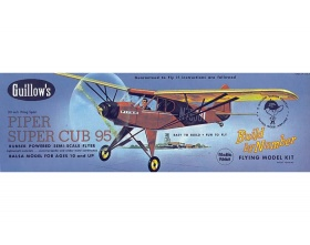 Piper Super Cub 95 508mm - 602 Guillow