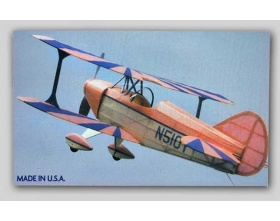 "Pitts Special S-1 18"" - 229 Dumas Aircraft"