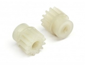 Plastic Pinion Gear 13 Tooth 2Pcs (ALL Ion)-HPI MV28014|HIMOTO 23614