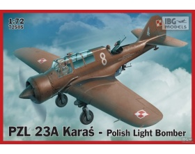 PZL. 23A Karaś - Polish Light Bomber 1:72 | IBG 72505