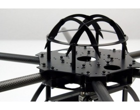QUADFRAME SIX MW 16mm CARBON BIG MOTORS